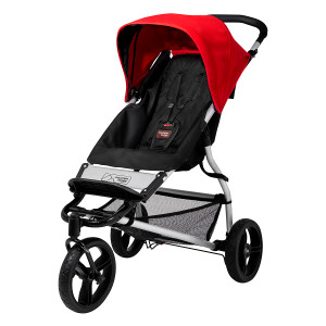 Mountain Buggy Umbrella Stroller Review