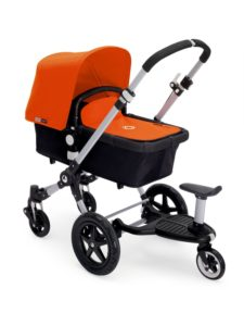 Bugaboo Comfort Wheeled Board in use