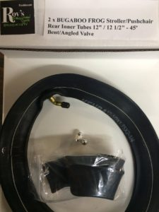 Bugaboo frog inner tubes replacement