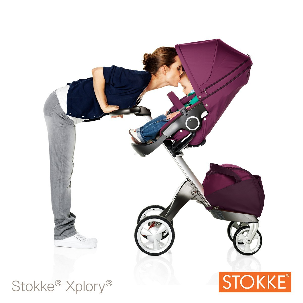 my epic guide to the stokke xplory stroller