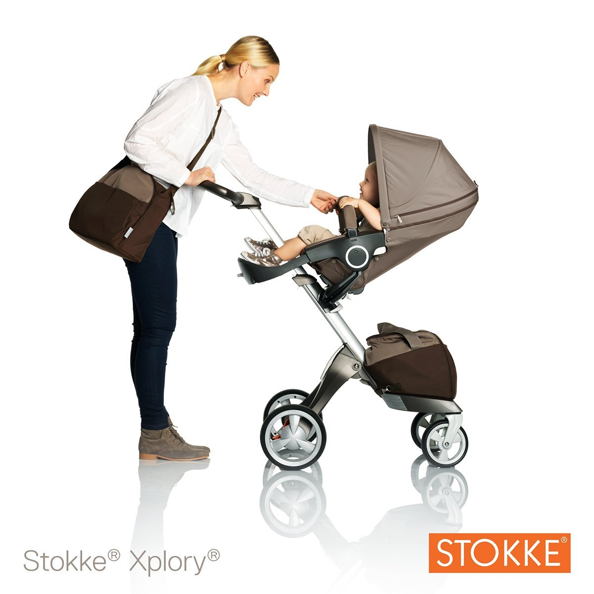 my epic guide to the stokke xplory stroller. Black Bedroom Furniture Sets. Home Design Ideas